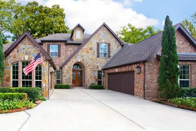 The Woodlands TX Single Family Home For Sale: $999,999