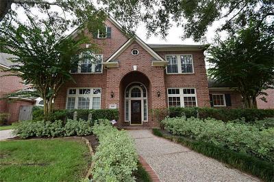 Houston Single Family Home For Sale: 9307 Shady Lane Circle