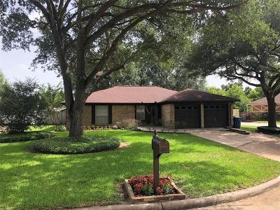 Rosenberg Single Family Home For Sale: 2506 Parkway Avenue