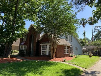 Kingwood Single Family Home For Sale: 4311 Woodbridge Drive