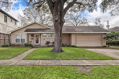 Bellaire Single Family Home For Sale: 4617 Verone Street