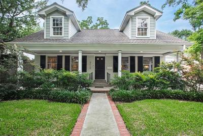 Houston Single Family Home For Sale: 2112 Milford Street