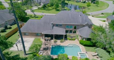 Spring Single Family Home For Sale: 8203 Hideaway Lake Circle
