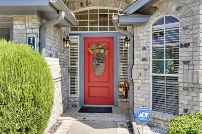 Montgomery Single Family Home For Sale: 127 Harbour Town Dr Drive