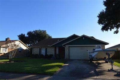 Deer Park Single Family Home For Sale: 510 S Travis Street