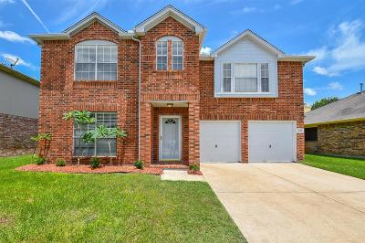 Pearland Single Family Home For Sale: 2207 Ames Street