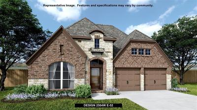 Katy Single Family Home For Sale: 2419 Elmwood Trail