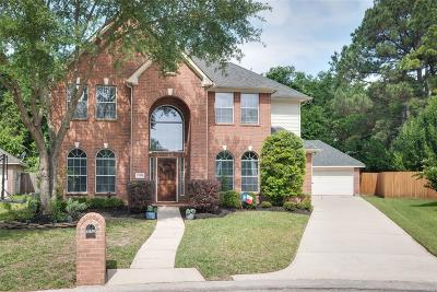 Tomball Single Family Home For Sale: 17935 Shady Canyon Lane