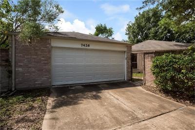 Houston Single Family Home For Sale: 7426 San Simeon Drive