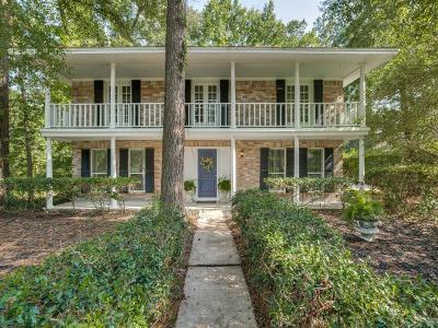 Kingwood Single Family Home For Sale: 2234 Cedar Falls Drive