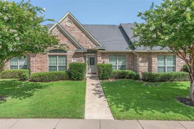 College Station TX Single Family Home For Sale: $175,000