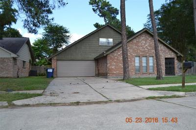 Spring TX Single Family Home For Sale: $119,950