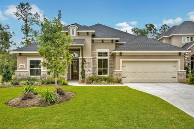 Conroe Single Family Home For Sale: 111 Coral Bells Court