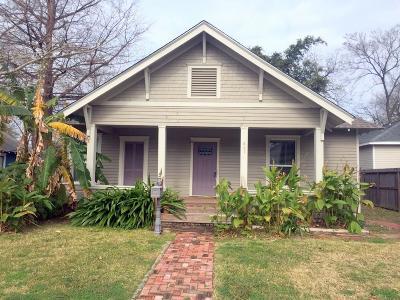 Single Family Home For Sale: 827 E 25th Street