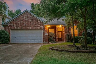 The Woodlands Single Family Home For Sale: 62 N Hollylaurel Circle