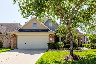 Manvel Single Family Home For Sale: 3618 Rose Water Court