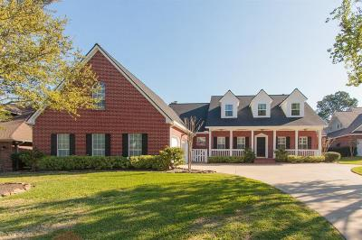 Montgomery Single Family Home For Sale: 159 Stones Edge Drive