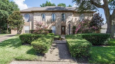 Missouri City Single Family Home For Sale: 2807 Spyglass Lane