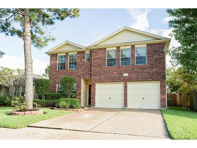 Tomball Single Family Home For Sale: 11947 Solon Springs