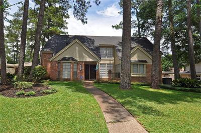 Kingwood Single Family Home For Sale: 1330 Trailwood Village Drive