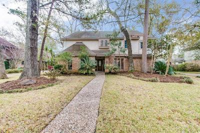 Kingwood Single Family Home For Sale: 3518 Fawn Creek Drive