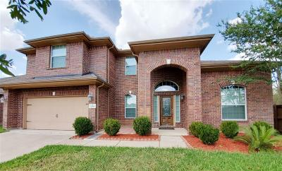 Katy TX Single Family Home For Sale: $344,800