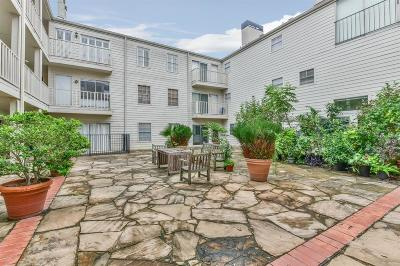 Houston Condo/Townhouse For Sale: 2333 Bering Drive #129