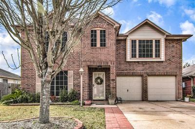 Dickinson Single Family Home For Sale: 222 Armand Bay Drive