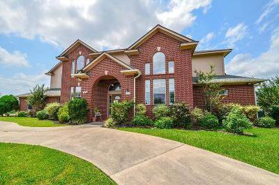 Rosenberg Single Family Home For Sale: 6718 Heritage Haven Court