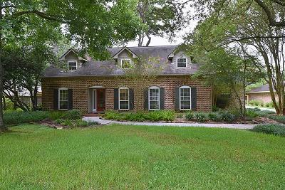 Harris County Single Family Home For Sale: 11731 Woodsage Drive