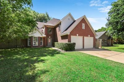 Houston Single Family Home For Sale: 5231 Pine Cliff Drive