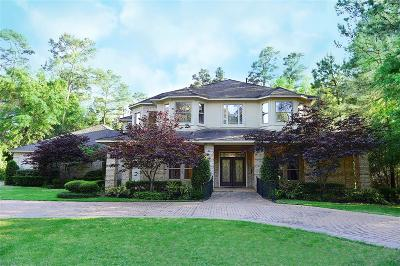 Magnolia Single Family Home For Sale: 10919 Clubhouse Circle