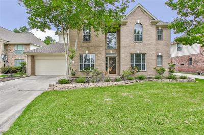 Cypress Single Family Home For Sale: 14318 Empire Heights Court