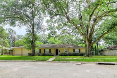 Bellaire Single Family Home For Sale: 512 Wilmington