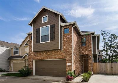 Houston Single Family Home For Sale: 7804 Janak Drive #A
