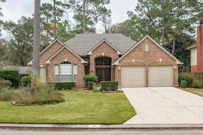 The Woodlands Single Family Home For Sale: 9 Featherfall Place
