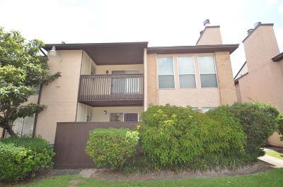 Houston Condo/Townhouse For Sale: 1500 Bay Area Boulevard #433