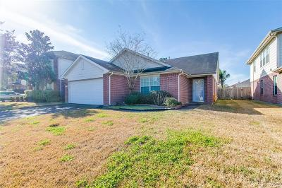 Houston Single Family Home For Sale: 12114 Bradenway Lane