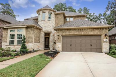 Humble Single Family Home For Sale: 17310 Blanton Forest Drive