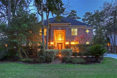 The Woodlands TX Single Family Home For Sale: $577,500