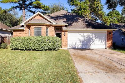 Montgomery Single Family Home For Sale: 3414 Nottingham Lane