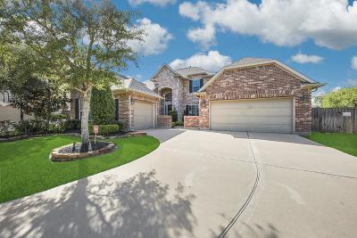 Cinco Ranch Single Family Home For Sale: 28134 Yellow Cornerstone Drive