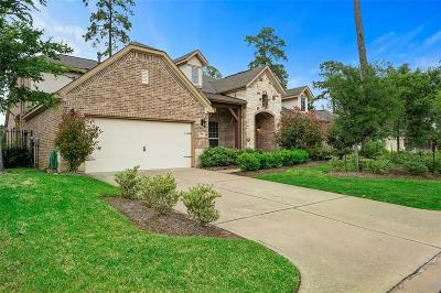 Tomball Single Family Home For Sale: 14 Lufberry Place
