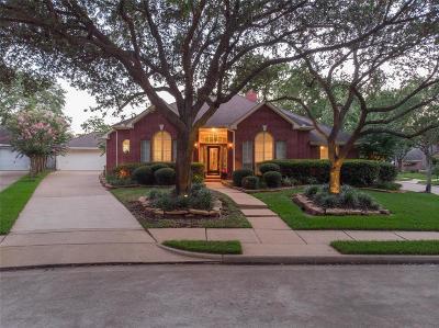 Houston Single Family Home For Sale: 3611 El Dorado Oaks Court