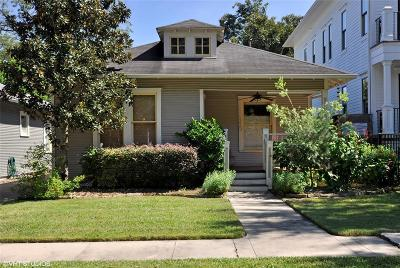 Single Family Home For Sale: 1220 Arlington Street