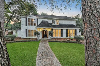 Houston Single Family Home For Sale: 5607 Court Of York