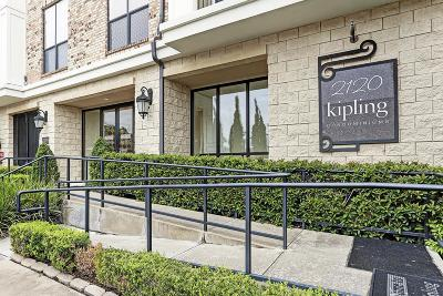 Upper Kirby Condo/Townhouse For Sale: 2120 Kipling Street #201