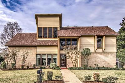 Humble Single Family Home For Sale: 20003 Bunker Bend Court