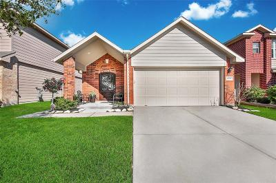 Humble Single Family Home For Sale: 2707 Puddle Duck Court