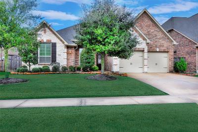 Fulshear TX Single Family Home For Sale: $375,000